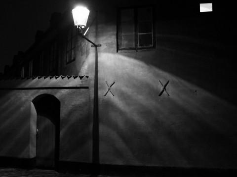 Street light Copenhagen
