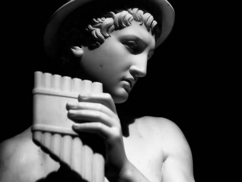 Bertel Thorvaldsen sculptures